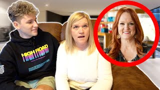 I Surprised my Mom with Her FAVORITE CELEBRITY! *Not Clickbait*