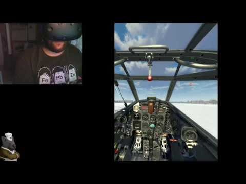 IL2 in VR Again