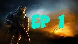 Let's Play Halo Combat Evolved: Co-Op Part 1