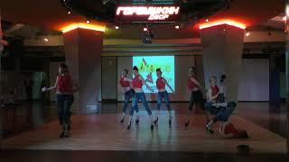 Dance project by Irena Russkikh. Dance Star Festival - 14. 14 апреля 2018г.