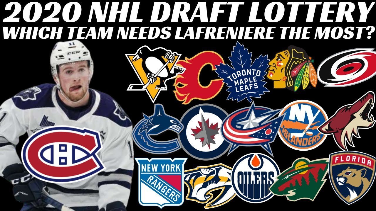 2020 NHL Draft Lottery - Which Team needs Lafreniere the most?
