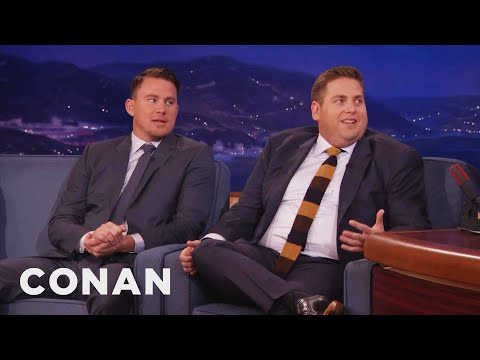 Channing Tatum Loves To Torture Jonah Hill