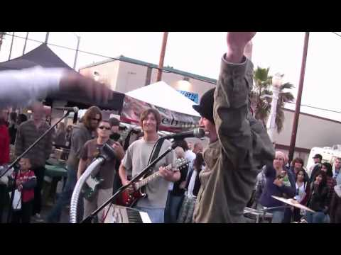 Stick Figure live at Ocean Beach Farmer's Market (So Good, The Youth Are Getting Restless)