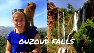 Ouzoud Falls   Marrakech, Morocco