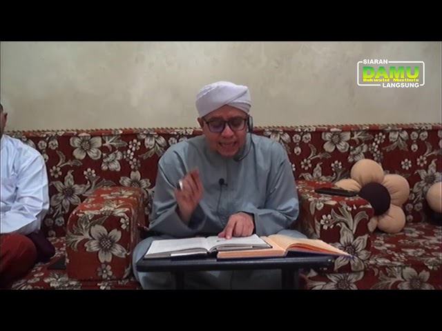 Kajian Kitab Mukaasyafatul Quluub 2019-10-05