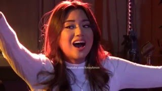 Morissette Amon sings Rihanna Medley at the Coffee Bean for Stages Sessions