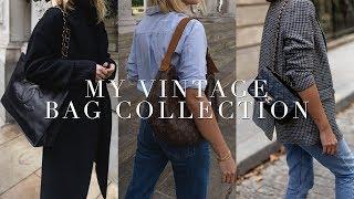 My Vintage Handbag Collection & Buying Tips