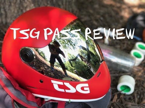 I Was Sent the Wrong Helmet 2 Times!/TSG Pass Review