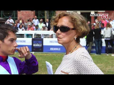 Paris-Turf TV - Myriam Bollack : Royal Prize