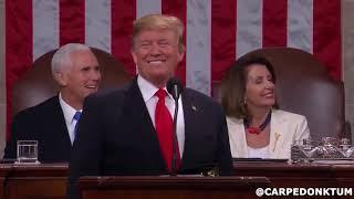 Madam speaker, the President of the United States