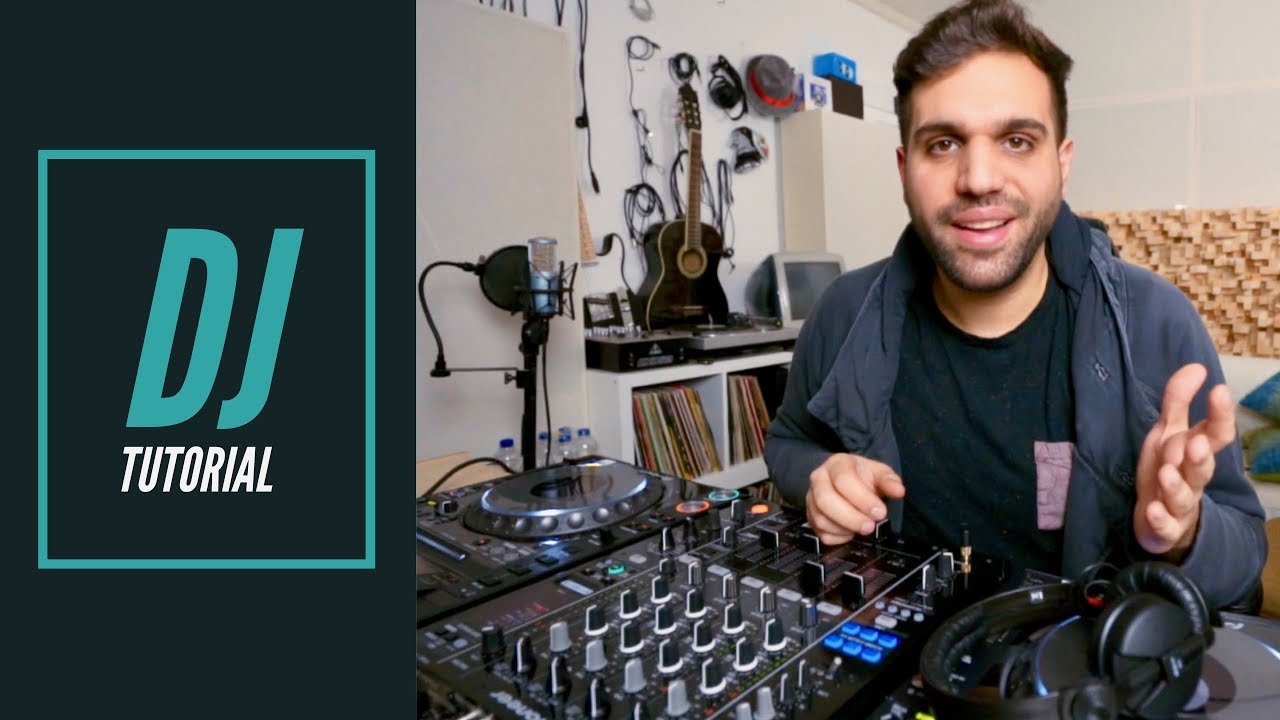 Full Beginner DJ Tutorial - everything you need to play your first GIG