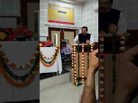 Dr. Krishan Bir Chaudhary in Subharti University