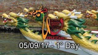 ICF Dragon Boat Club Crew World Championships - Venice 2017 - 1° Day - 05.09.17