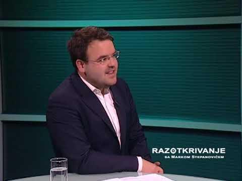 RAZOTKRIVANJE SA MARKOM STEPANOVIĆEM 10.1.2019.  STEFAN JOVANOVIĆ