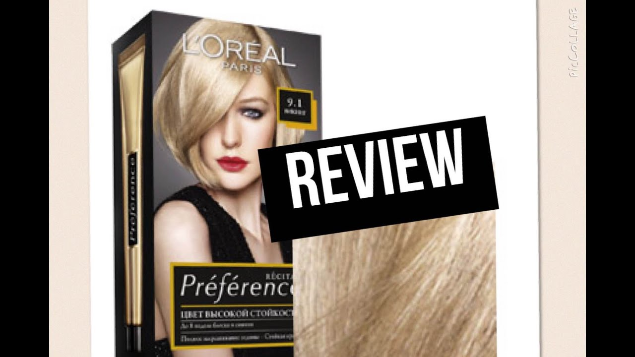 Loreal Superior Preference 91 Viking Light Ash Blonde Product