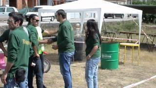 Campinas - 1ª Concentração motos 50cc e clássicas - 4 Agosto 2012 - Bairro Campinas, Chaves