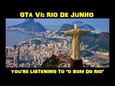 """GTA VI: Rio de Junho - """"O Som do Rio"""" Radio Station"""