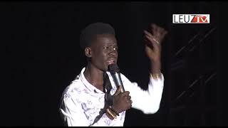 Concert Ngaaka Blindé: La prestation de Dudu et Ngor de la serie Adja