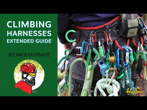 Tree Climbing Harness Selection Guide With WesSpur's Nicegudyave