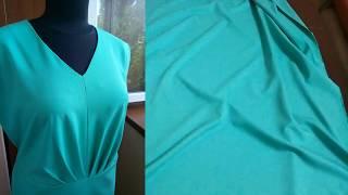 Как сшить платье с отрезным лифом