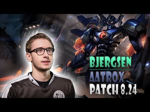 Bjergsen HOW TO Aatrox Mid vs Kennen Patch 8 24 - League of Legends 12.28.18