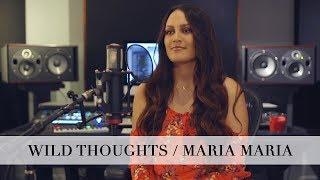 Wild Thoughts X Maria Maria - Rihanna, DJ Khaled & Santana (Arlene Zelina Cover)