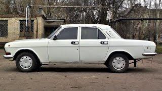 Обзор, тест-драйв ГАЗ 24-10.