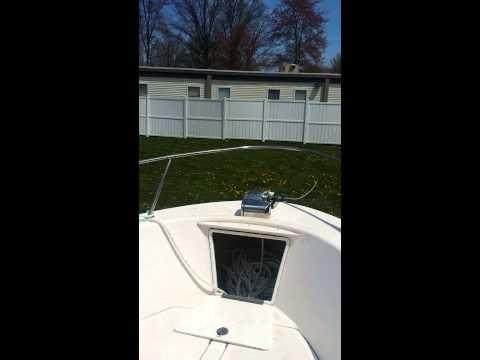 Lewmar 700 Pro Fish Free Fall Windlass