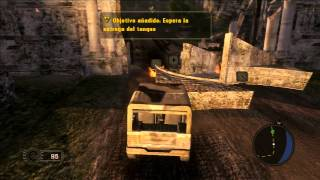 Mercenaries 2 // Capitulo 1: Prologo