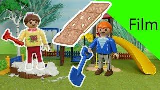 Playmobil Film deutsch Streit im Kindergarten / Kinderfilm / Kinderserie von Familie Jansen