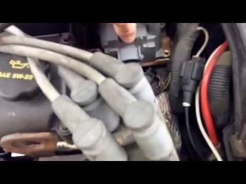 Replacing A 2001 Ford Focus Ignition Coil Youtube