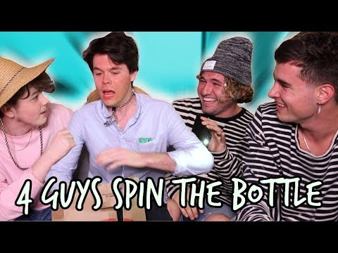 SPIN THE BOTTLE SMOOTHIE CHALLENGE