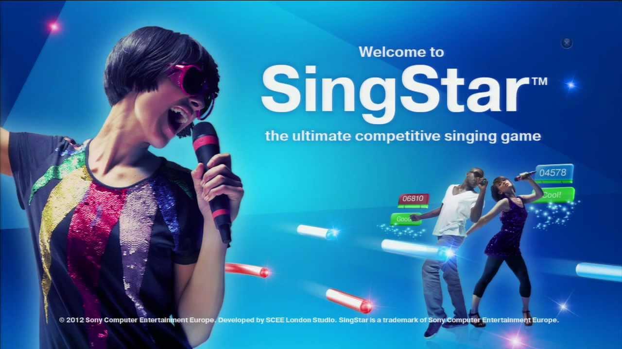 Singstar Store