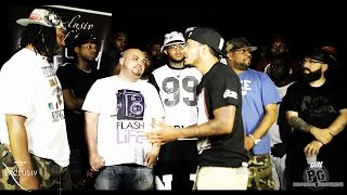 UNO LAVOS  VS JAE LAWW PROVING GROUNDS