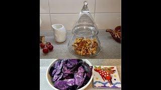 Готовлю кроканты грильяж и картошку HALLOWEEN
