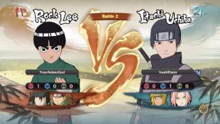 Naruto Storm 4 Live Subscriber Battle 6