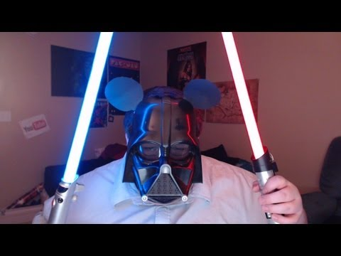 Francis ranting about Disney owning Star Wars