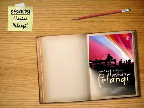 Mengkaji novel Laskar Pelangi karya Andrea Hirata