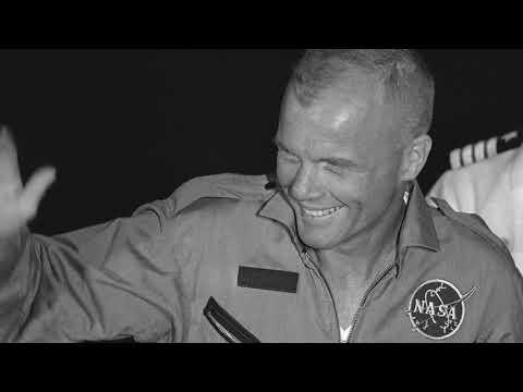 Astronaut John Glenn made history on Feb. 20, 1962