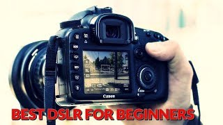 Top 3: Best dslr camera for beginners in india - Best dslr under 30000 - 2017 [Hindi]