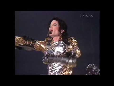 Michael Jackson - HIStory Medley  - Live...