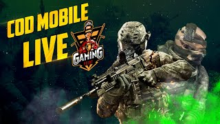 COD MOBILE LIVE ON GAMING POINT APP