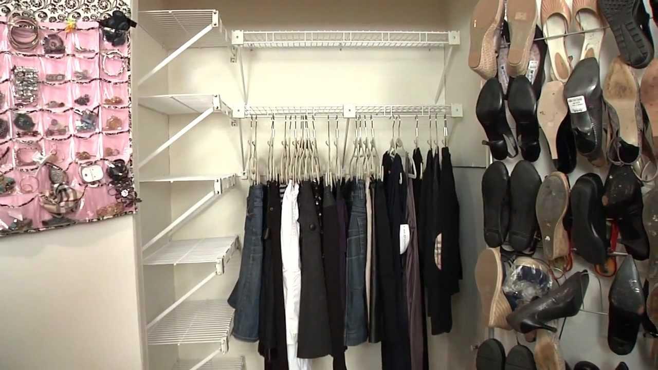 Wonderful Shop Your Closet Wardrobe Makeover   YouTube