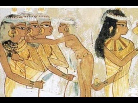Древний Египет: как жилось женщинам