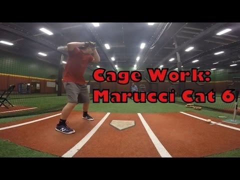 Cage Work: Marucci Cat 6
