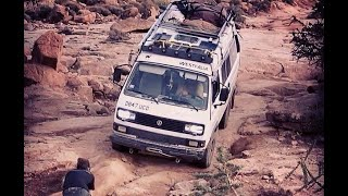 Morocco Overland in a VW T25/T3/Vanagon Syncro  *Feature Length Spacial*
