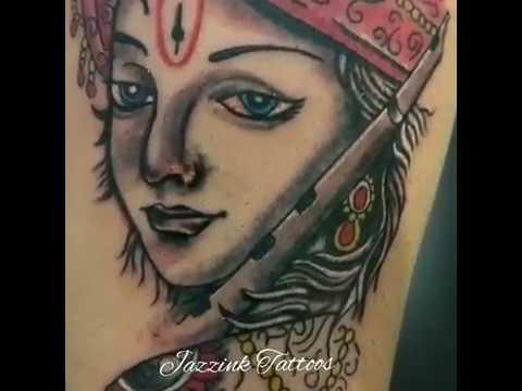 f66c23a54 My First Tattoo | Lord Krishna Tattoo | Best Tattoo Ever | Wrist Tattoo