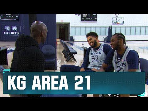 KG Returns to Minnesota | KG Area 21