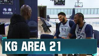 KG Returns to Minnesota | KG Area 21
