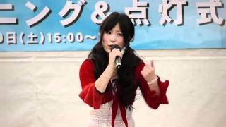 2010年11月20日に行われた小沢あいかさんのライブの模様です.